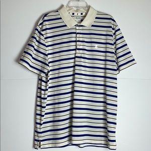 Men IZOD Polo Shirt/ Size:XL